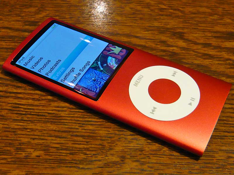 iPod nano (PRODUCT) RED Special Edition 8GB